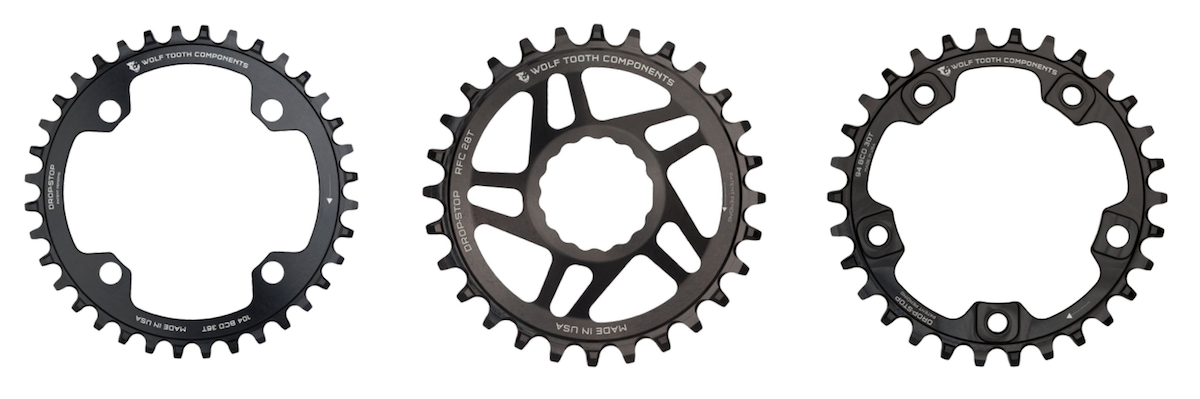 Narrow Wide Chainrings Explained - Wolf Tooth Chainrings