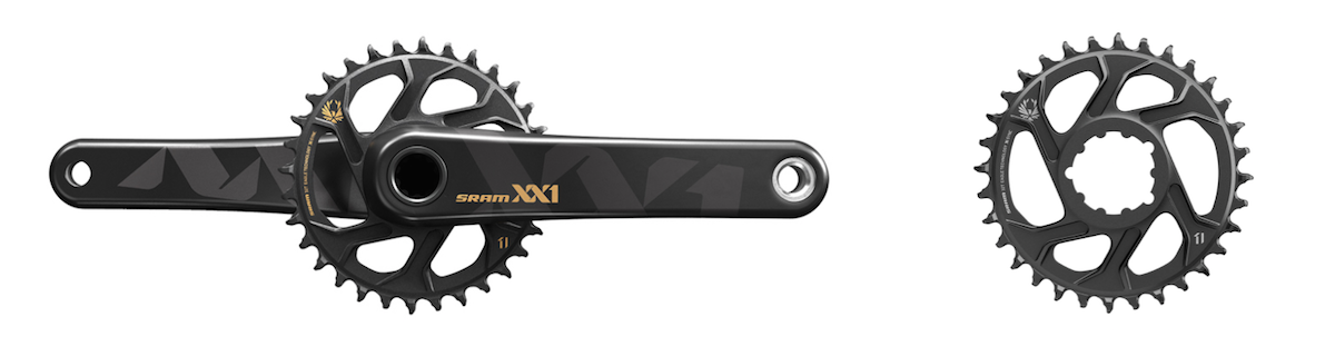 Narrow Wide Chainrings Explained - SRAM Eagle X Sync Chainring
