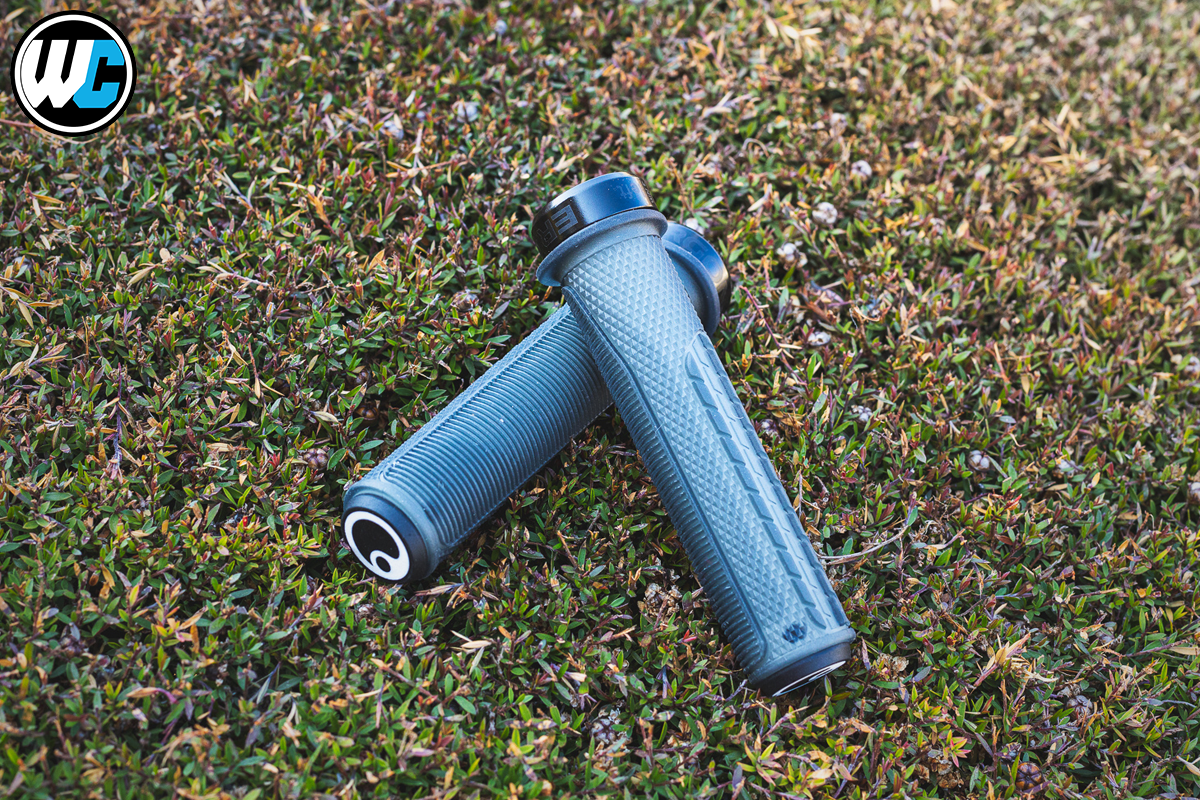New Ergon GFR1 Grips Review & Eating Spicy Peppers with Nate Hills