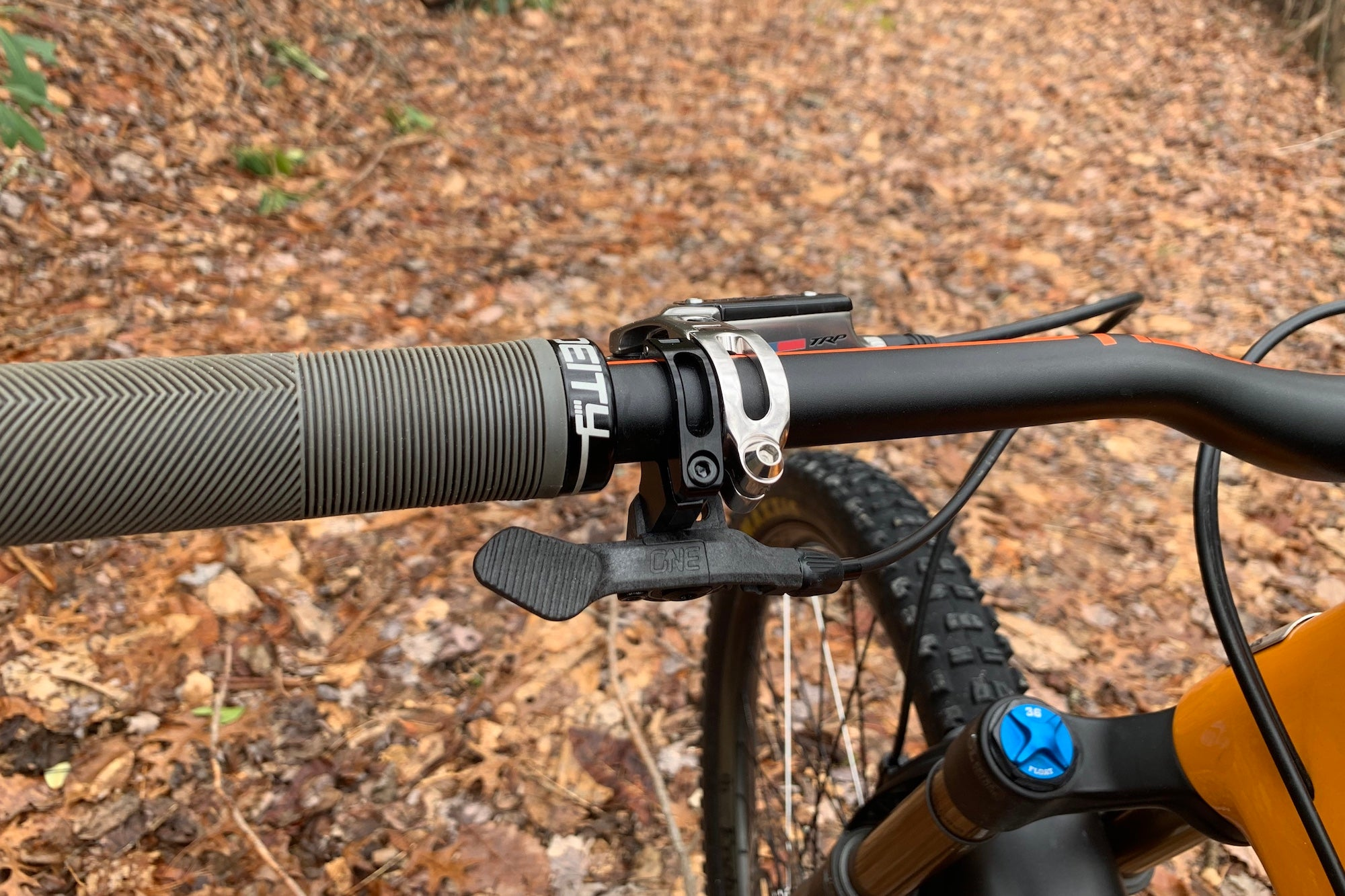 OneUp Components Dropper Lever - Worldwide Cyclery