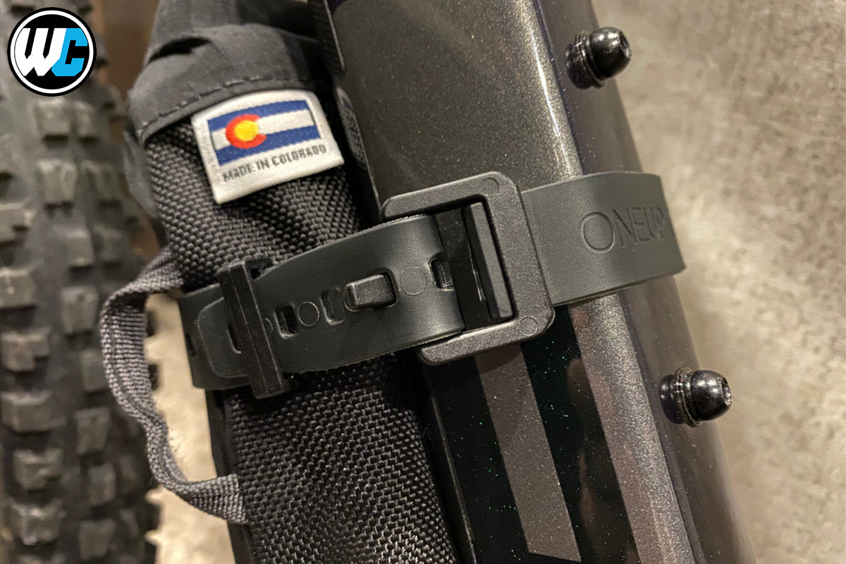 OneUp Components EDC Gear Strap Review