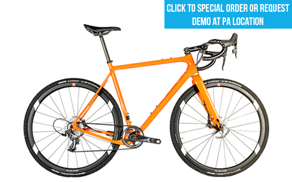 OPEN Cycles UP - Special Order or Demo at Worldwide Cyclery