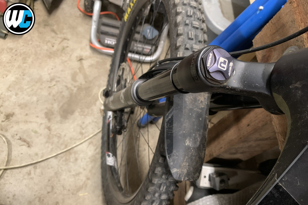 PUSH Industries ACS3 Spring Assembly for Fox 36 Rider Review