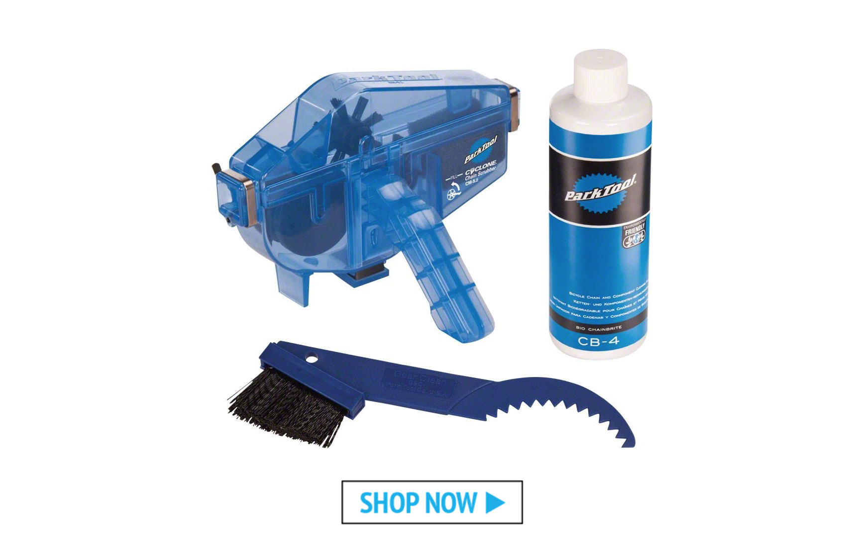 Park Tool Chain Gang Cleaning Kit - Worldwide Cyclery
