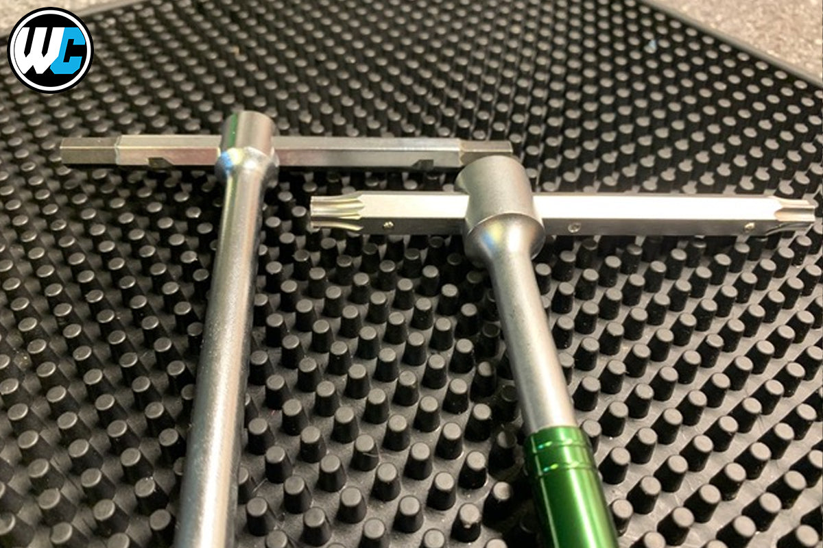 Park Tool THT-1 T-Handle Torx Wrench Rider Review