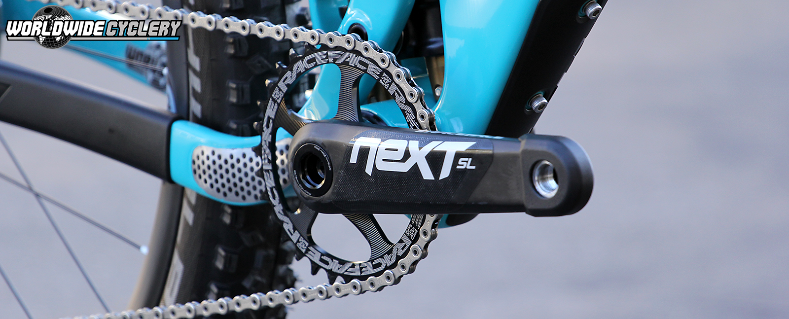 Race Face Next SL Crankset - Worldwide Cyclery