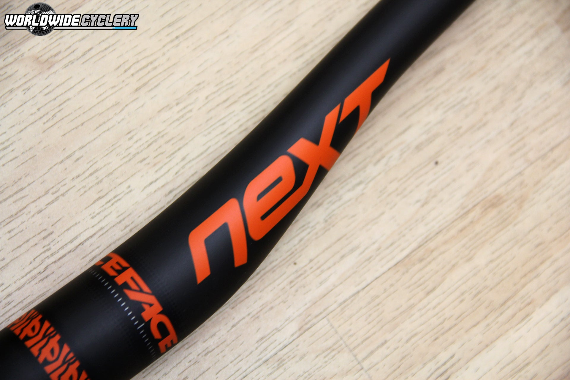 RaceFace Next SL Handlebars Orange