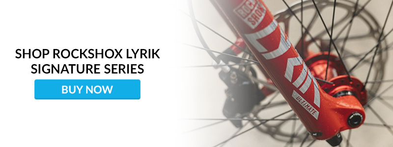 Shop RockShox Lyrik Signature Series Forks - Worldwide Cyclery