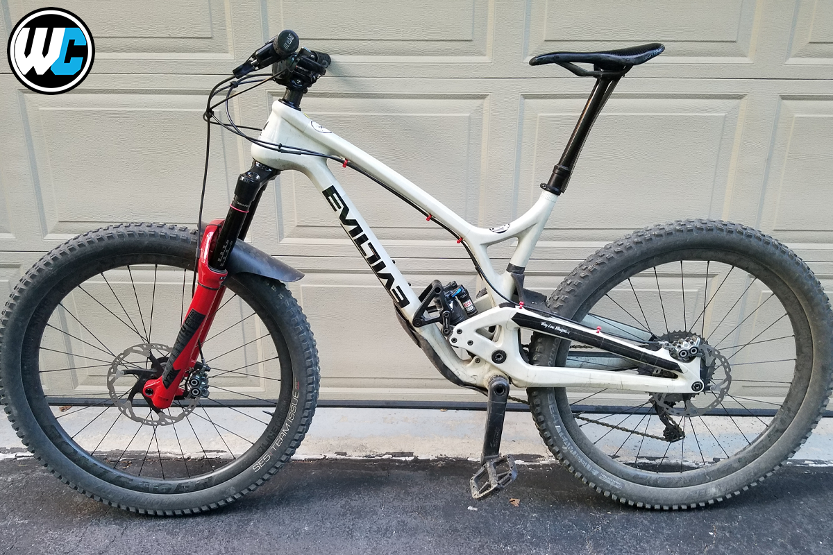 RockShox Lyrik Ultimate Rider Review 1