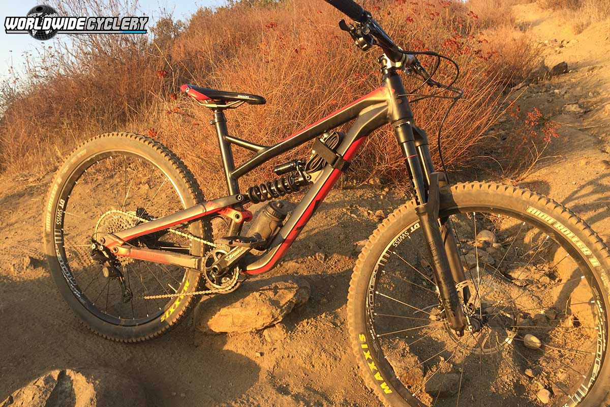 RockShox Super Deluxe Coil RCT Rear Shock: Customer Review