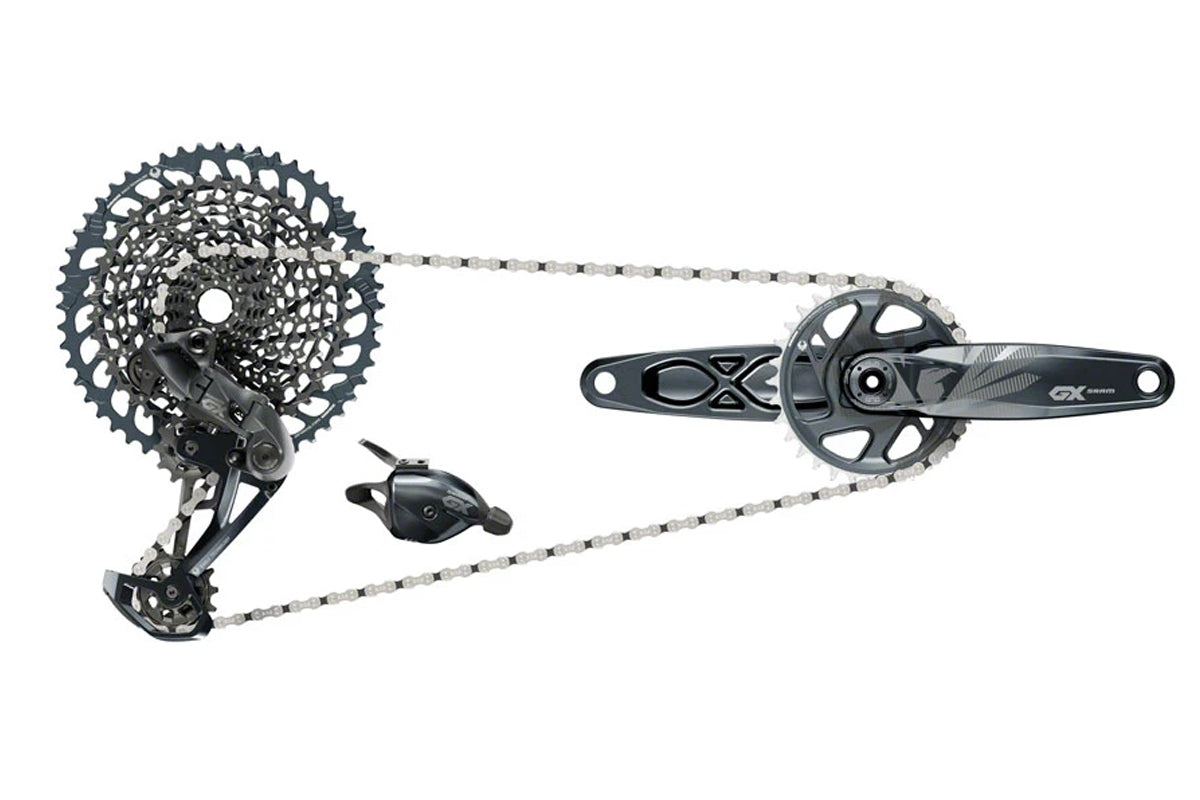 SRAM GX Eagle Groupset Rider Review