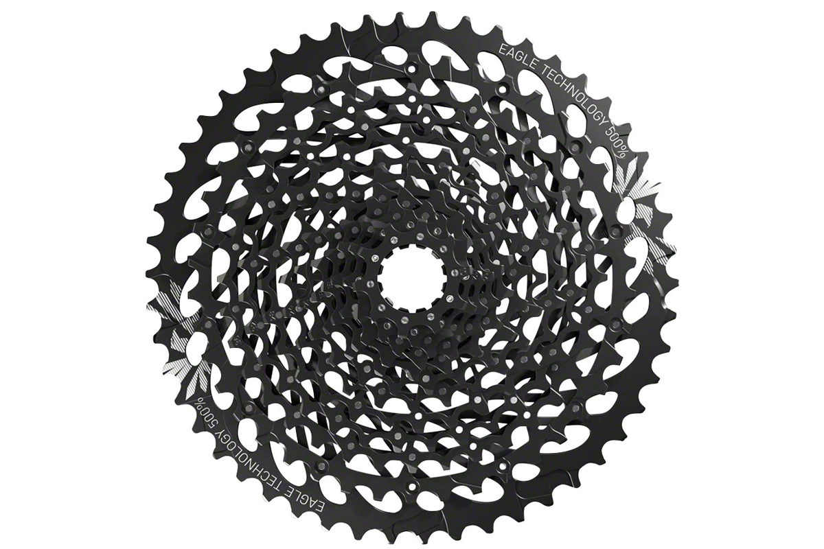 SRAM GX Eagle cassette rider review