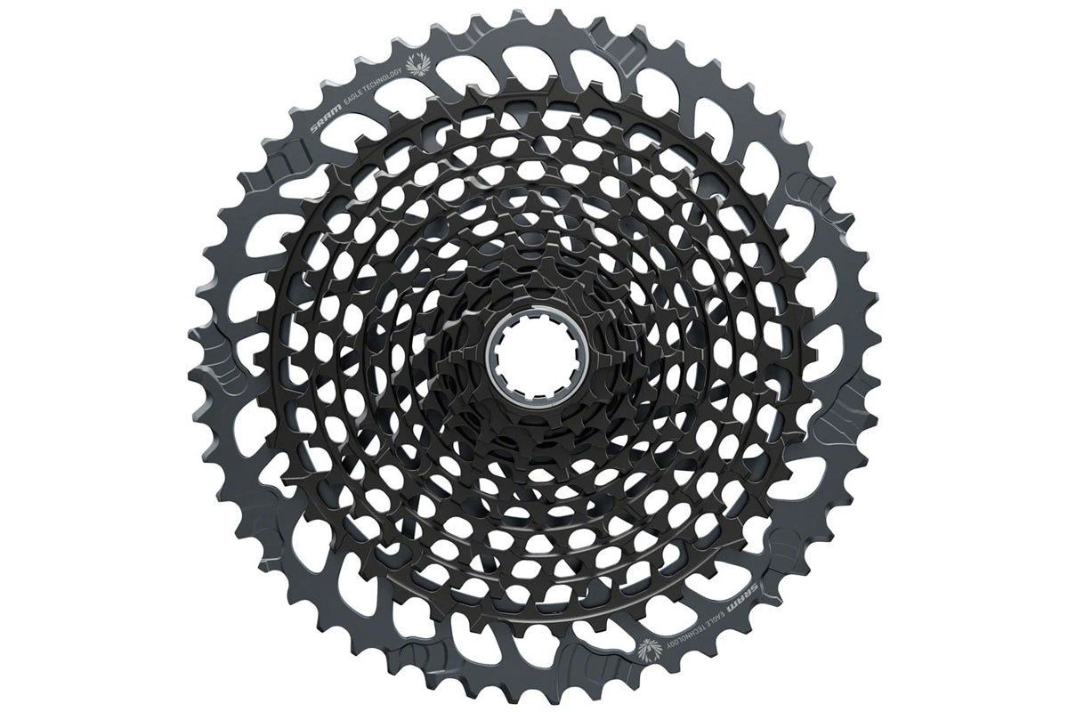 SRAM X01 Eagle XG-1295 Cassette 12 Speed 10-52t Rider Review