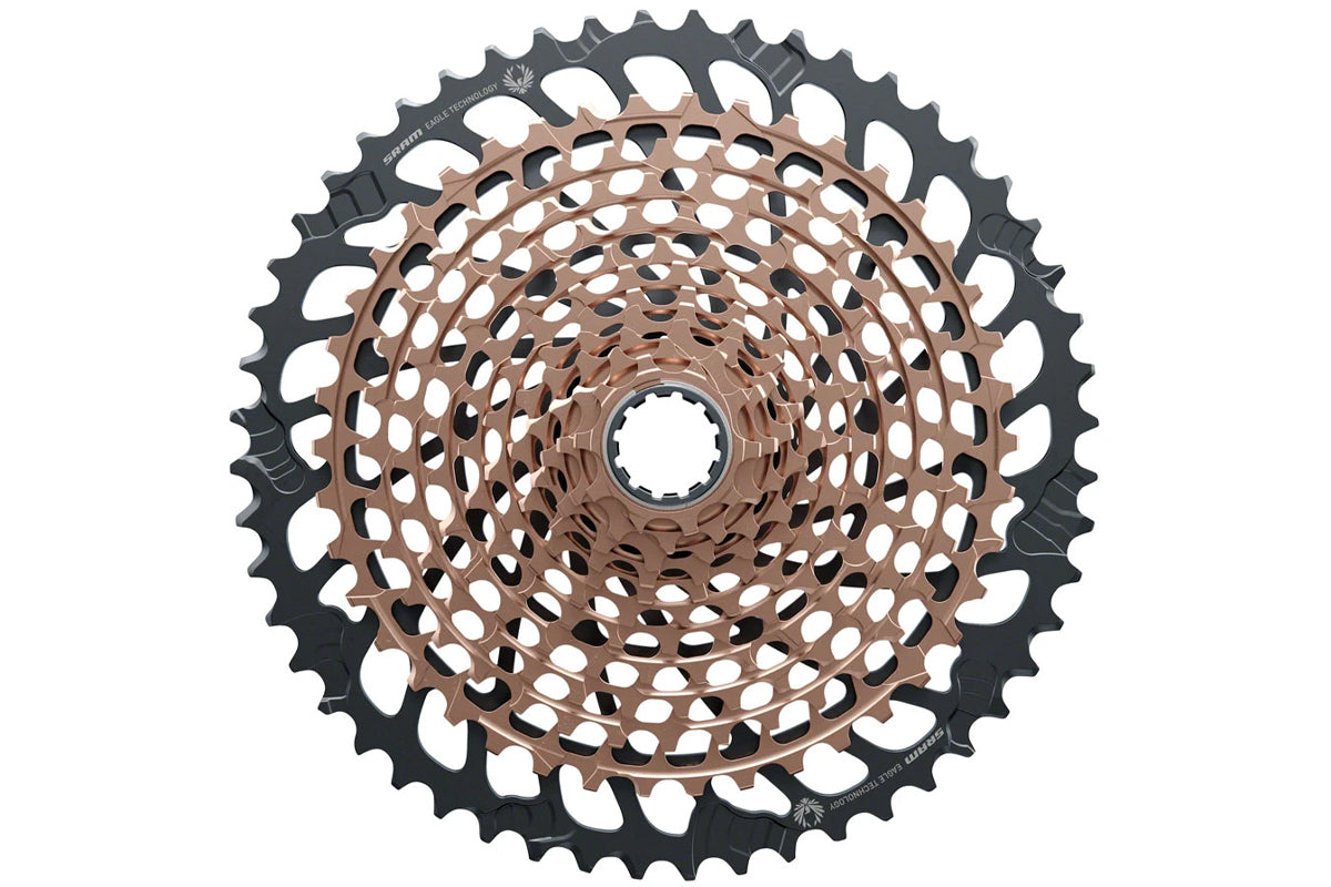 SRAM XX1 Eagle AXS XG-1299 Cassette 12-Speed 10-52t Copper Rider Review