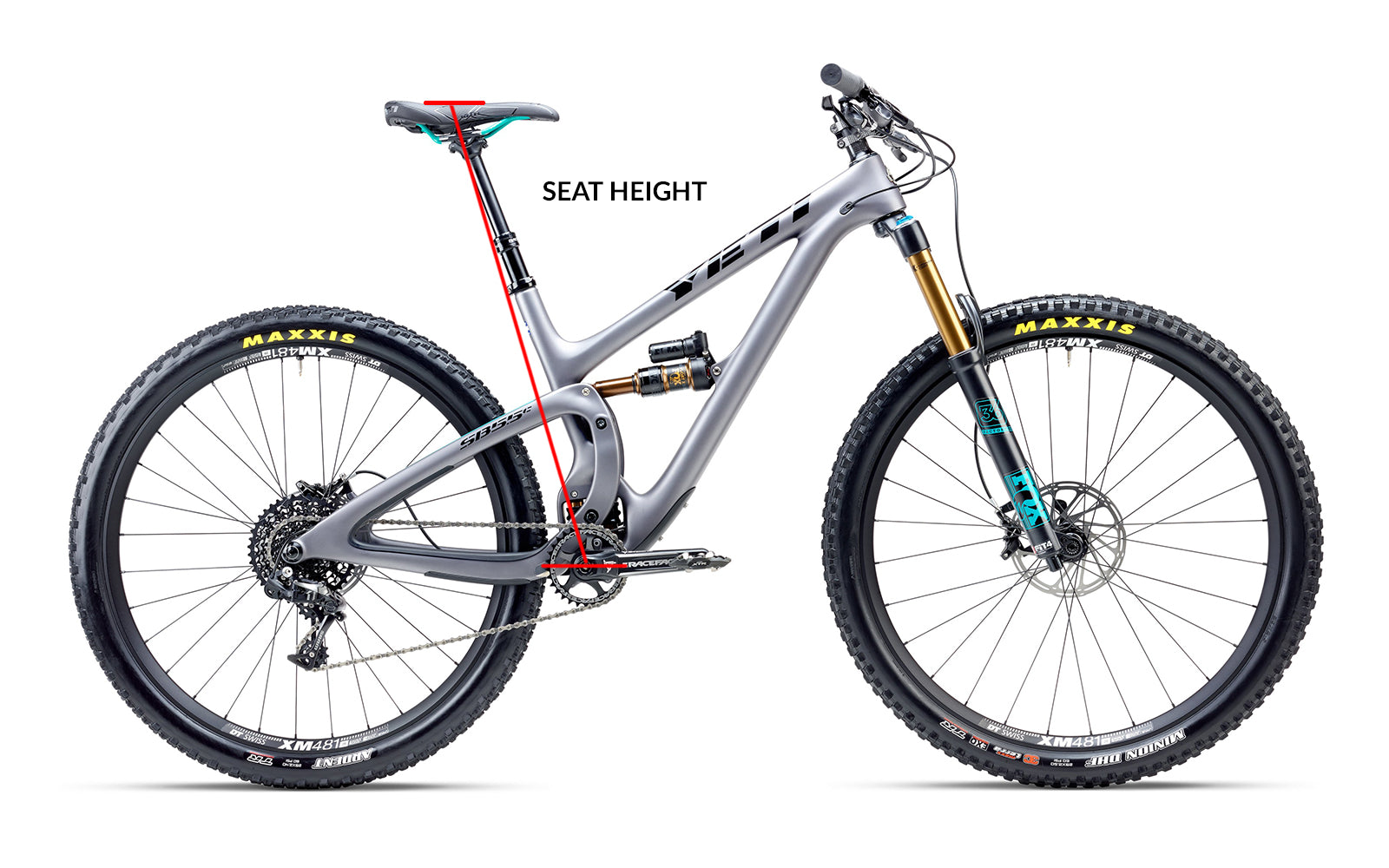 How To Choose The Correct Size Dropper Post - Seat Height