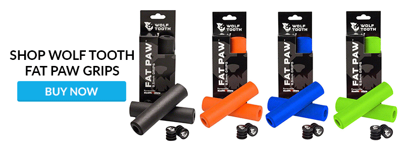 Shop Wolf Tooth Fat Paw grips