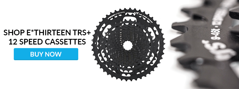Shop e*thirteen TRS+ 12 speed cassettes