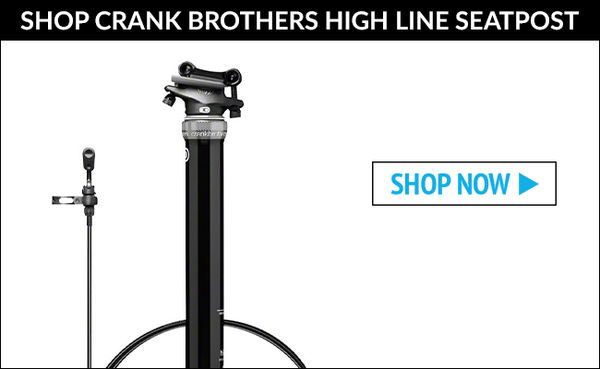 Shop Crank Brothers Highline Seatpost - Worldwide Cyclery