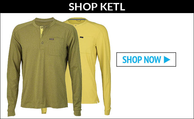 KETL Men's Long Sleeve Jersey Avocado Review
