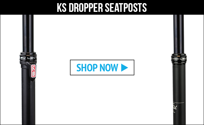 KS Dropper Seatposts - Shop Now