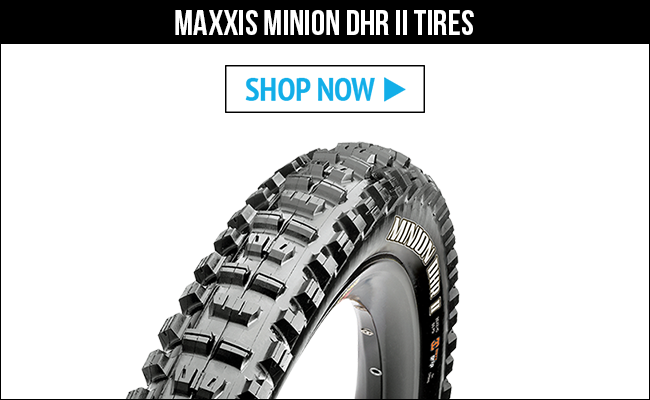 Shop Maxxis Minion DHRII Tires - Worldwide Cyclery