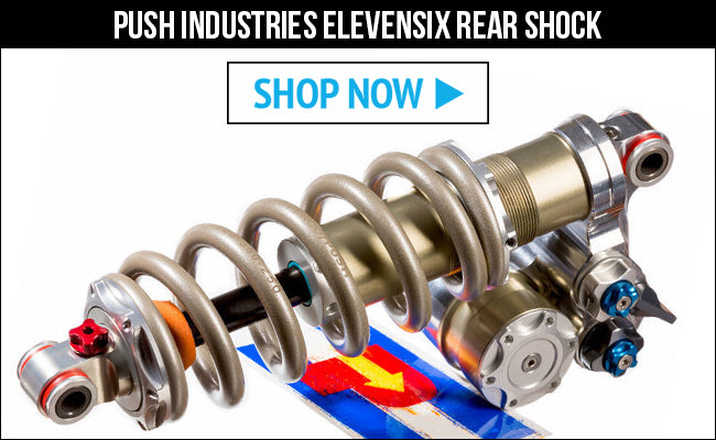 Push Industries ElevenSix Rear Shock - Worldwide Cyclery