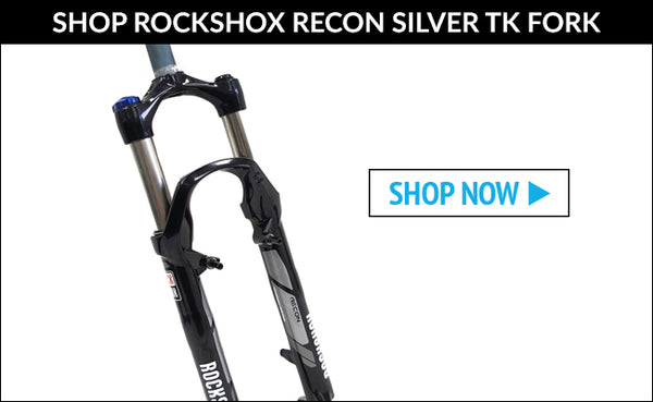 "Customer Review: RockShox Recon Silver TK Fork 26"" - Worldwide Cyclery"