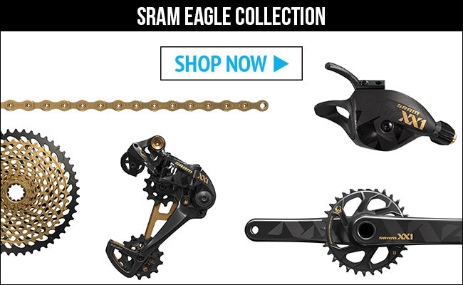 Shop SRAM Eagle 1 x 12 Drivetrain at Worldwide Cyclery