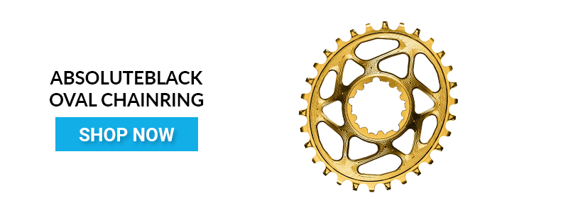 Shop AbsoluteBlack oval chainrings
