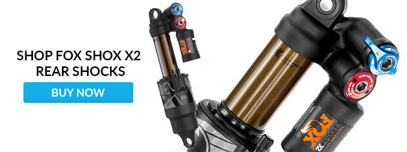 Shop Fox Shox Kashima rear shocks