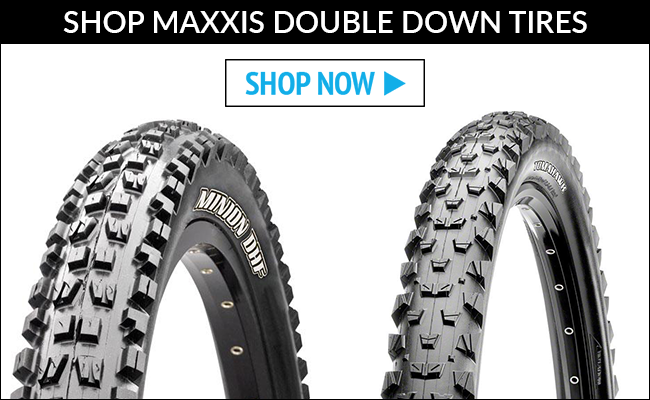 Shop Maxxis Double Down Tires