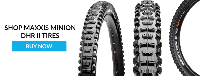 Shop Maxxis Minion DHR II tires CTA