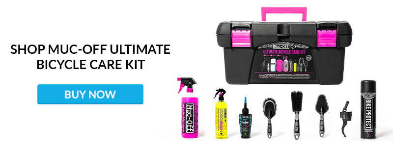 Shop Muc-Off Ultimate Bicycle CAre Kit CTA