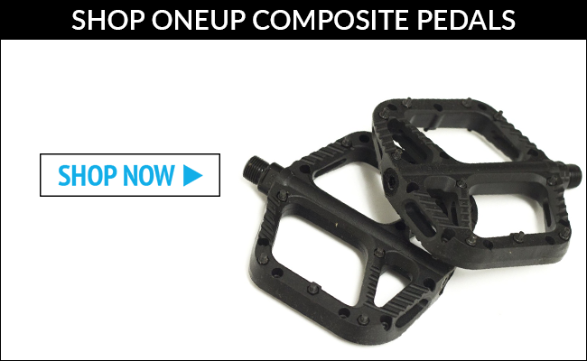Shop OneUp Components Composite Pedals