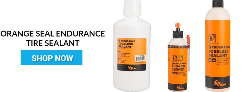 Shop Orange Seal Endurance Tire Sealant