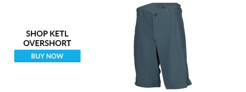 Shop KETL Overshort at Worldwide Cyclery