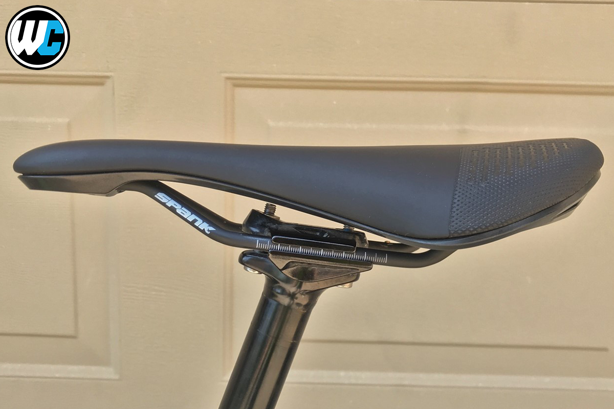 Spank Oozy 280 Saddle Rider Review