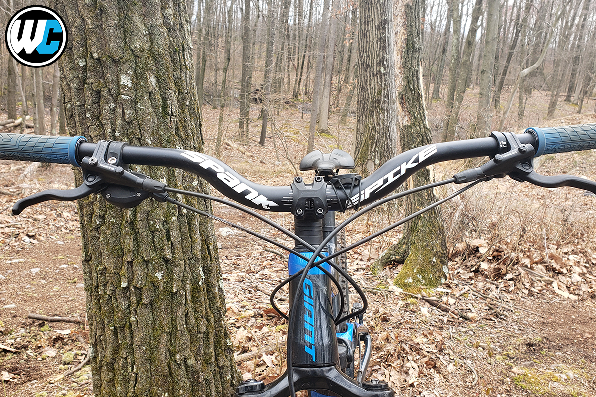 Spank Spike Race Bars [Rider Review]