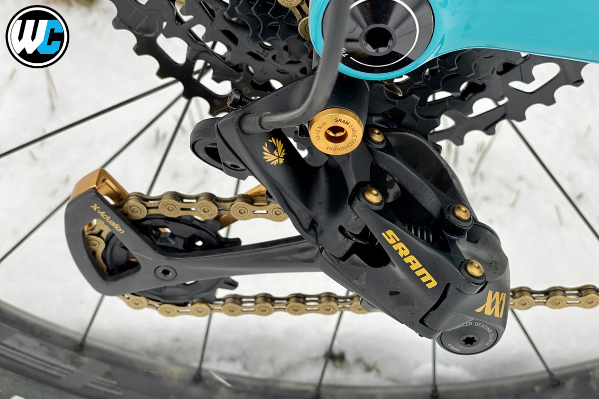 Eagle XX1 Derailleur Rider Review: As Close to Perfect as Shifting Gets