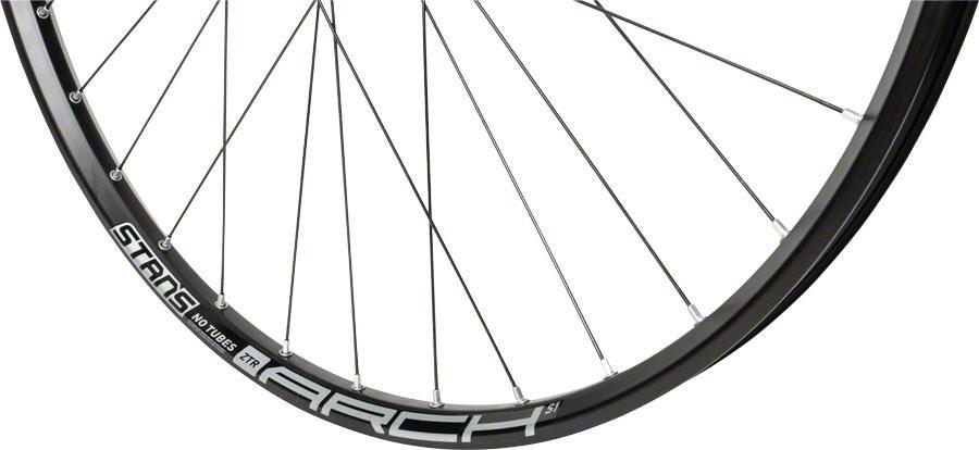 Stan's Arch S1 Wheelset Customer Review