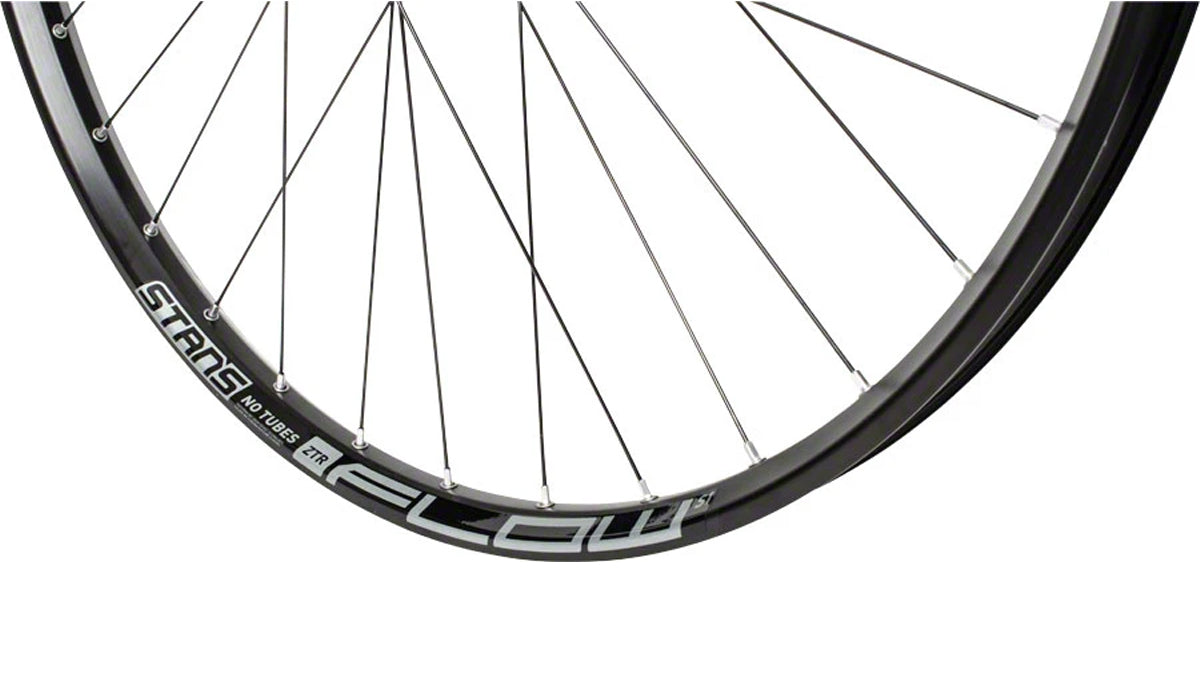 Stans NoTubes Flow S1 Rear Wheel Rider Review