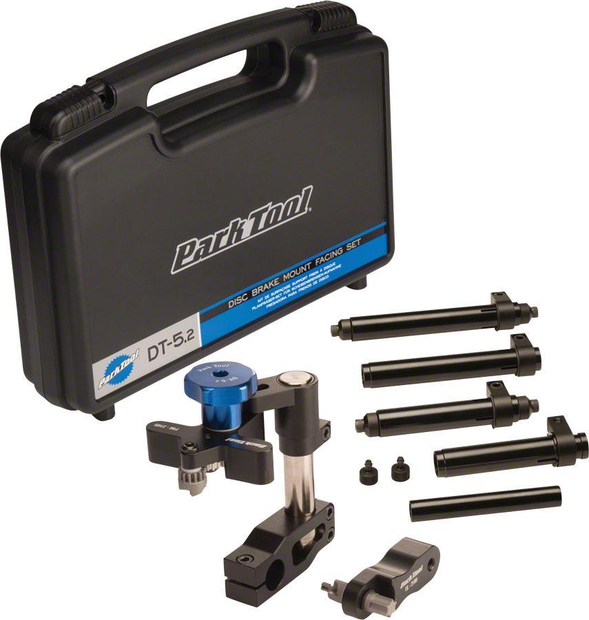 Park Tool DT-5.2 Disc Brake Mount Facing Set Customer Review