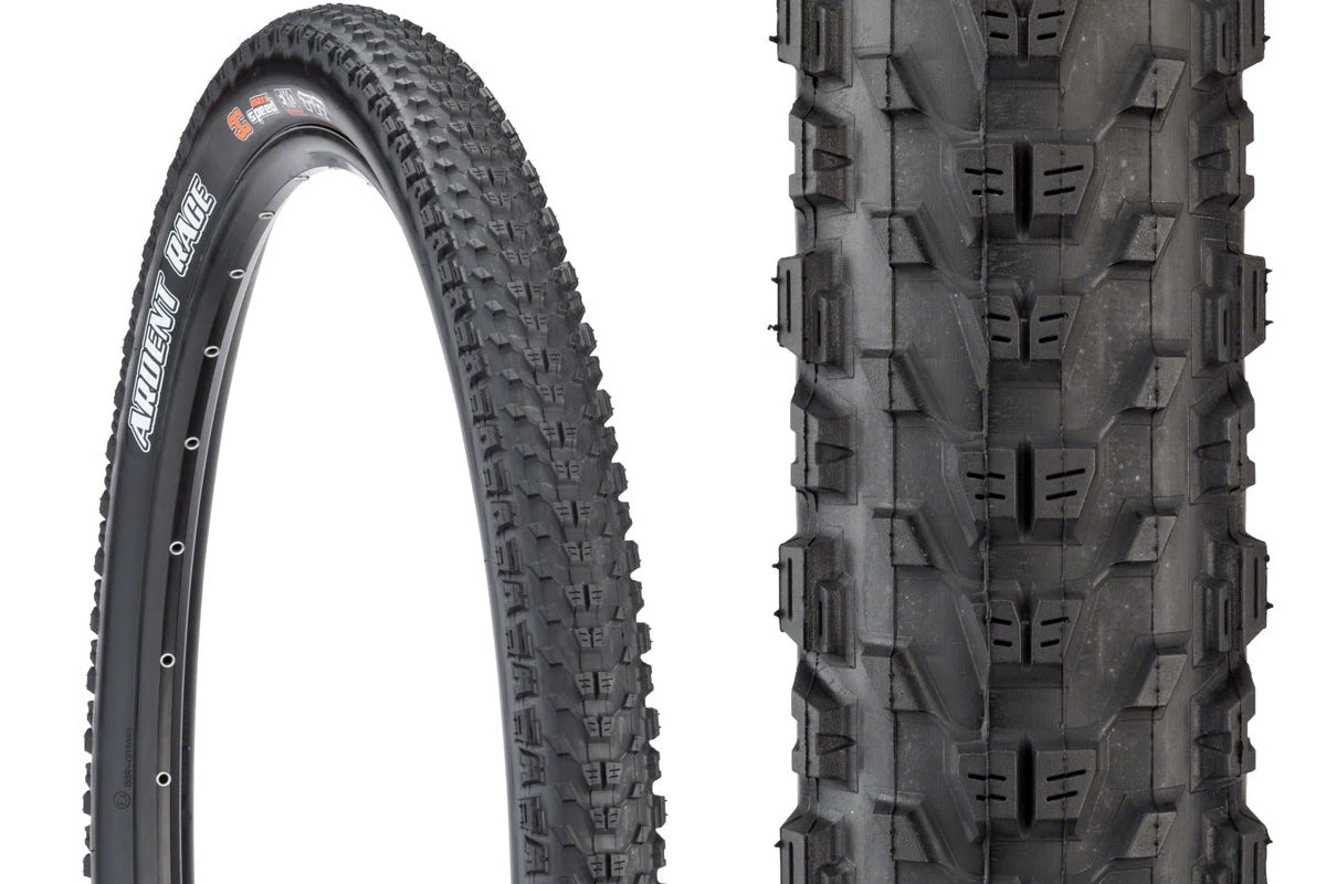 The Best XC / Trail Tires From Maxxis -  ARDENT RACE