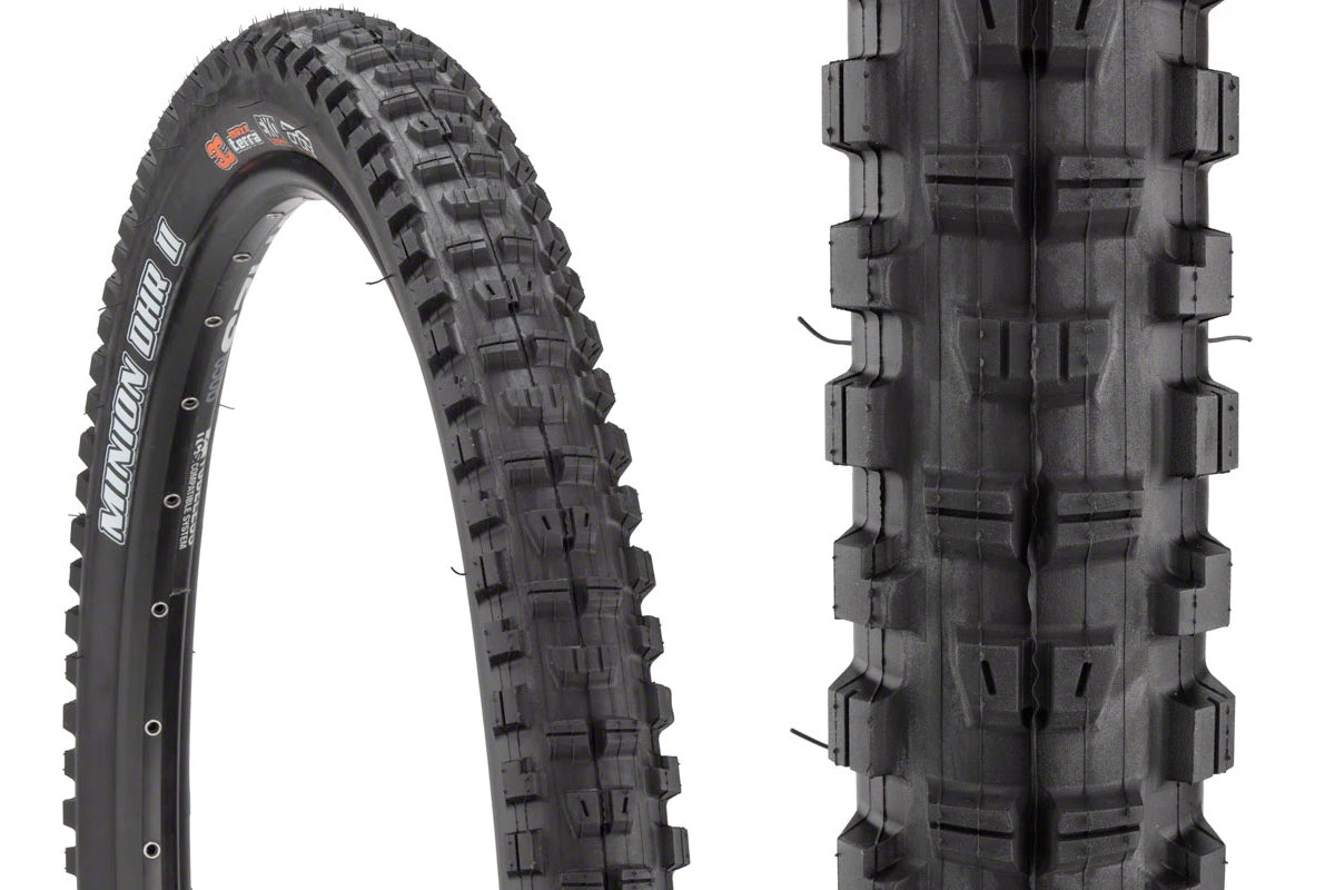 The Best XC / Trail Tires From Maxxis - DHR II