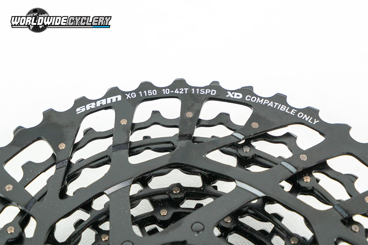 Top 5 Products February - SRAM GX 11 speed 10-42t cassette XD