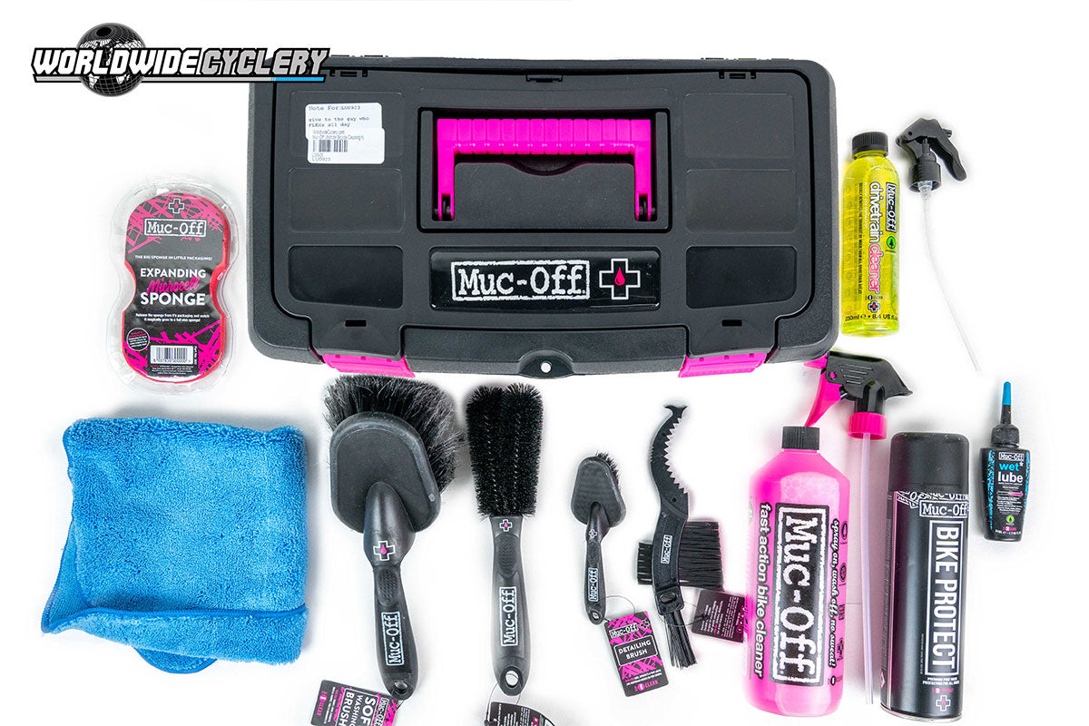 Top 5 Products February - Muc-Off Ultimate Bicycle Cleaning Kit