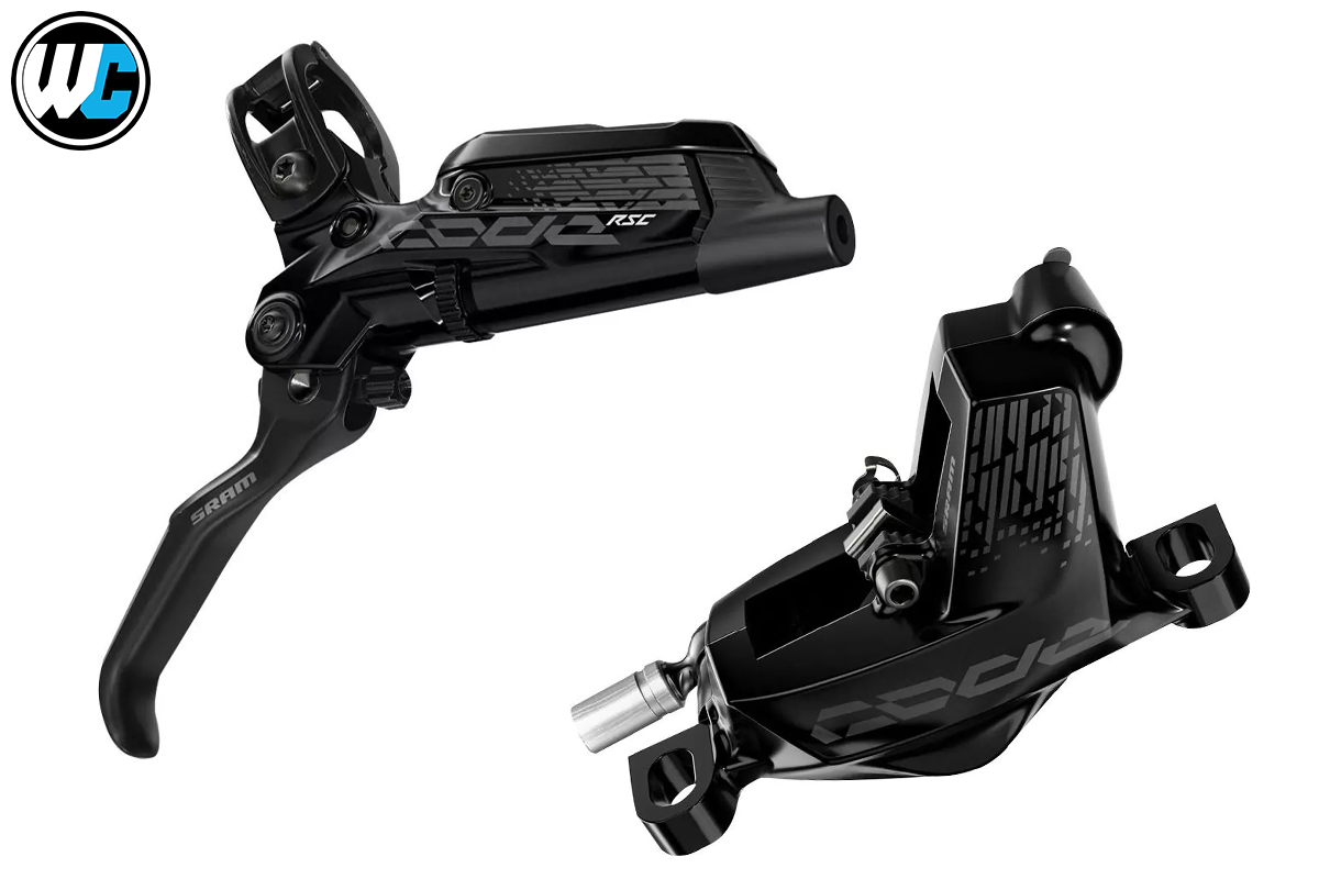 Top 5 Ridiculously Popular MTB Products for 2019 - SRAM Code RSC Brake
