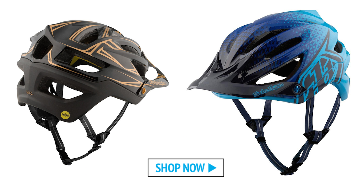 Our Five Favorite Mountain Bike Helmets