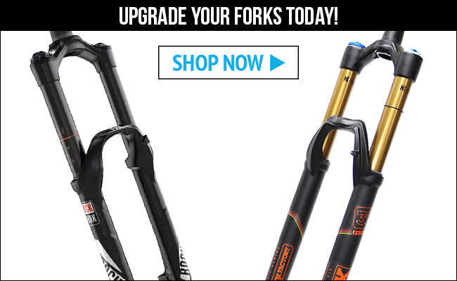 Upgrade Your MTB Forks - MTB Suspension - Worldwide Cyclery
