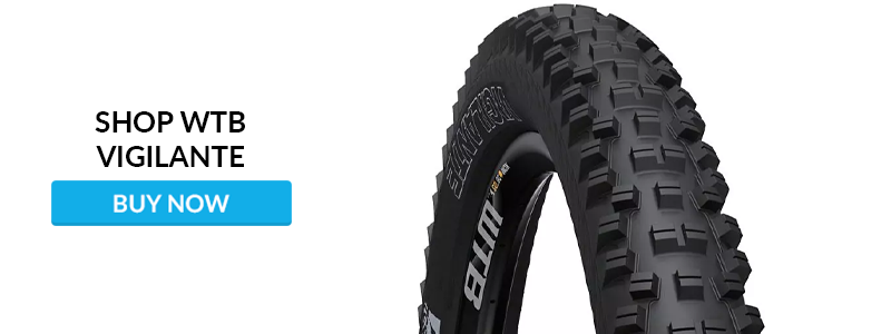 WTB Vigilante and Trail Boss Tire Review